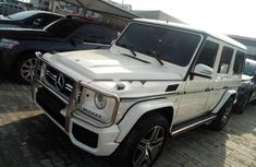 2013 Mercedes-Benz G63 Automatic Petrol well maintained