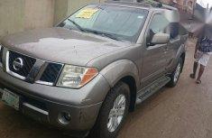 Nissan Pathifinder 2005 Beige for sale