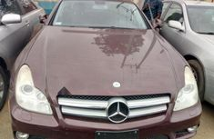 2009 Mercedes-Benz CLS Automatic Petrol well maintained