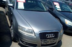 Audi A6 2006 Gray for sale