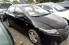 Honda City 2010 Black for sale