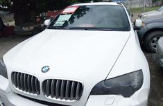BMW X6 2008 White for sale