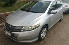 Clean Honda City 2010 Silver for sale