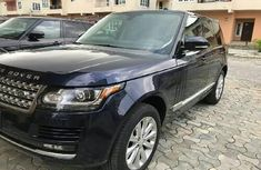 2017 Land Rover Range Rover Sport for sale in Lagos