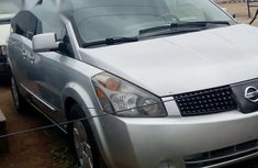 Nissan Quest 2006 Silver for sale