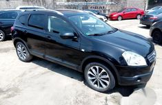 Nissan Qashqai 2009 Black for sale