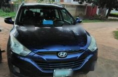 Hyundai ix35 2010 Blue for sale