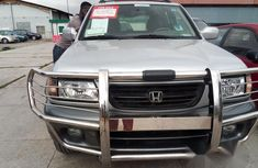 Honda Passport 2002 Silver for sale
