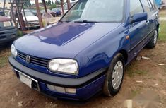 Volkswagen Golf 3 Wagon 2000 Blue