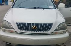 Tokunbo Lexus RX 300 1999 White for sale