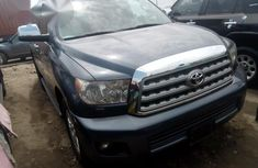 Toyota Sequoia 2012 Blue for sale