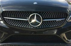Mercedes-Benz C43 2017 Black for sale