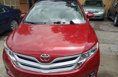 Toyota Venza 2015 Petrol Automatic Red