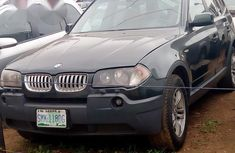 BMW X3 V6 2005 Green for sale