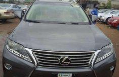 Lexus RX 2013 Automatic Petrol ₦13,000,000