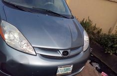 Toyota Sienna 2007 Blue for sale