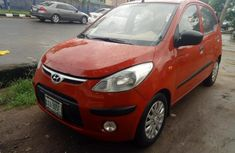 Hyundai i10 2011 Petrol Manual Red