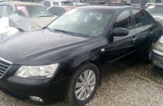 Hyundai Sonata 2007 Black For Sale