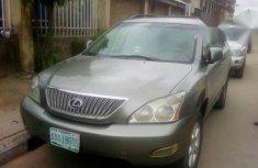 Nigerian Used Lexus RX350 2007