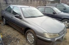 Peugeot 406 2006 Silver for sale