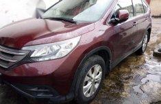 Honda CRV 2014 Red for sale