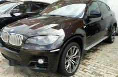 BMW X6 xDrive50i 2010 Black for sale