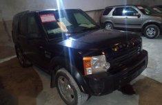 Registered Land Rover LR3 2005 Blue