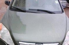 Honda CR-V 2009 Green for sale