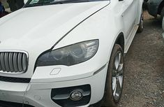 BMW X6 2009 White for sale