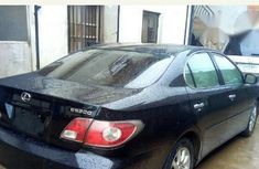 Tokunbo Lexus Es 330 2003 Black For Sale