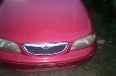 Mazda 626 1998 Red for sale