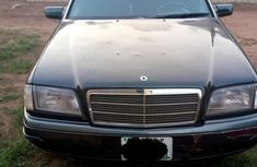 Mercedes-Benz C180 1999 Black For Sale