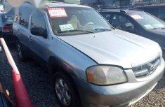 Mazda Tribute 2001 Silver for sale