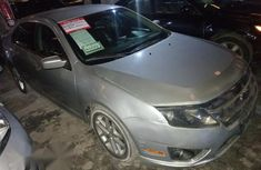 Registered Ford Fusion 2010 Silver