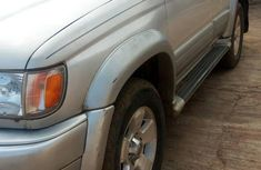 Clean Toyota 4runner 1999 Silver For Sale