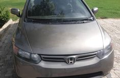 Honda Civic 2007 Gray for sale