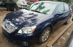 Clean Tokunbo Toyota Avalon 2007 Blue