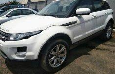 Range Rover Evoque 2014 White For Sale