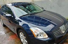 Nissan Maxima 2010 Blue for sale