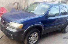 Ford Escape 2008 Blue For Sale