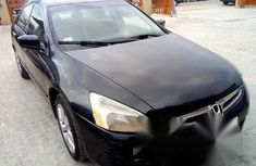Honda Accord 2006 Black for sale