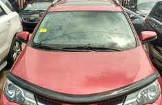 Toyota Rav4 2014 Red for sale