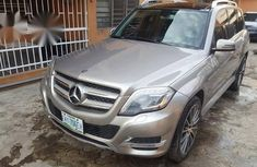 Mercedes Benz GLK 2010 Upgraded To 2013 Gray