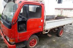 Well Used Nissan 100 1994 Red