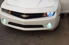 Chevrolet Camaro 2012 White