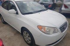 Hyundai Elantra 2006 White for sale