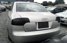Audi A4 2006 Silver For Sale