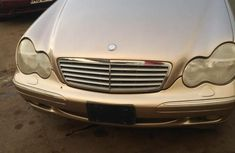 Mercedes Benz C320 2002 Gold for sale