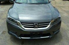 Tokunbo Honda Accord 2015 Gray For Sale