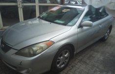 Toyota Solara 2005 Gray for sale